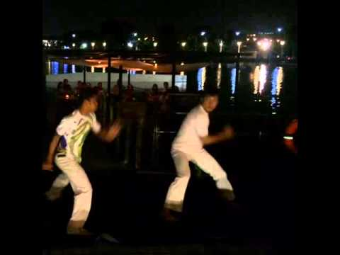 VIVA BRAZIL Capoeira Indonesia Jakarta show Pier of Kalaha