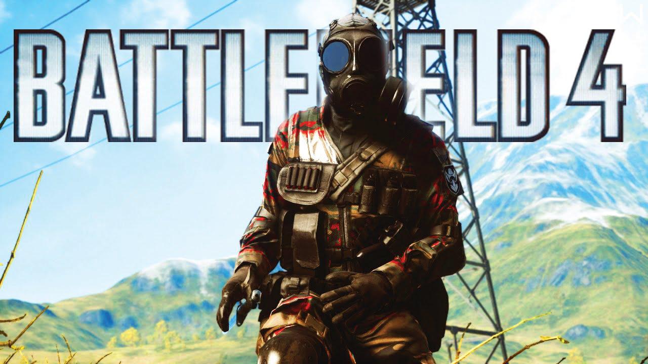 Battlefield 4 - İlginç Anlar #25 Videosu