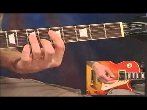 The Rolling Stones Guitar Chord Progression - YouTube