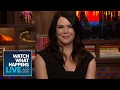 Gilmore Girls' Lauren Graham Tells Which Boyfriend of Rory's She'd Hook Up With | WWHL