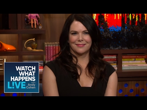 Gilmore Girls' Lauren Graham Tells Which Boyfriend of Rory's She'd Hook Up With  WWHL