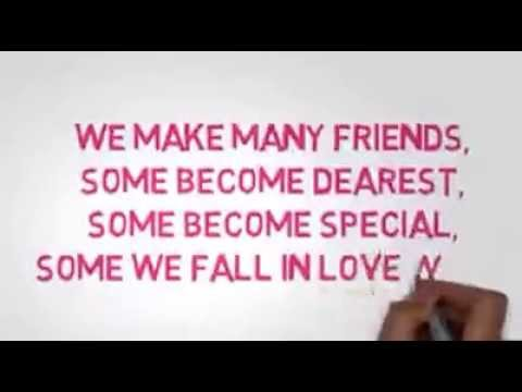 Emotional and Amazing lines for old school time friends. - YouTube
