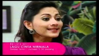 Promo Lagu Cinta Nirmala (Mutiara Hati) @ Tv9! (7-11/11/2011)