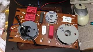 RFT B3010 Hi-Fi hangdobozok átalakítása