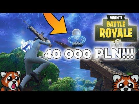 WYGRALIŚMY 40 000 PLN!!! - Fortnite #127