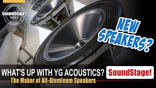 High-End Speaker-Maker YG Acoustics Opens Up - Here's What's New - SoundStage! Talks (Oct. 2021)
