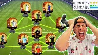 CONSIGO EL 11 MAS CHETADO Y LO DESCARTO? FIFA 18 thumbnail