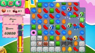Candy Crush Saga Level 278 No Boosters