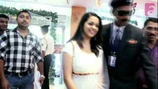 Flamingos Media - Felicitated by Actress Bhavana