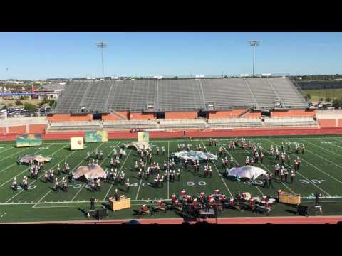 Canyon High School Band - Region UIL 2016