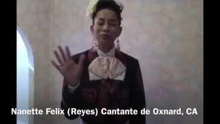 Nanette Reyes - La Malaguena - La Reina Del Mariachi Concurso Participante #1