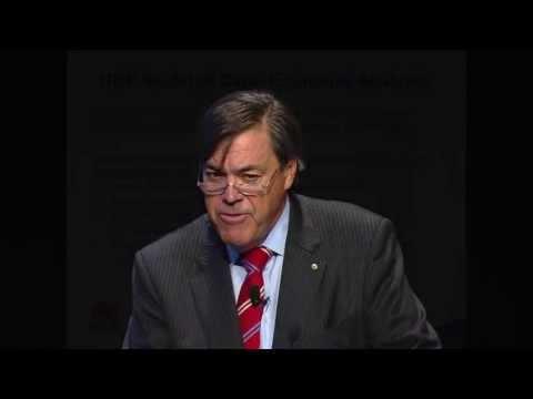 Associate Professor Brian McCaughan AM: Health Reform : Improving Patient Care (Symposium 2013)