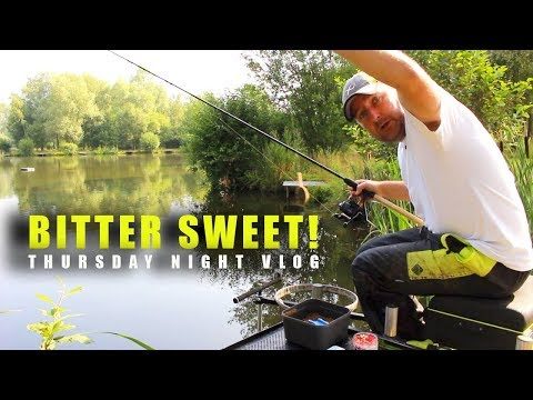 MISSING BOUGH BEECH, SWAPPING FEEDER MASTERS TICKETS & CANAL BREAM - THURSDAY NIGHT VLOG