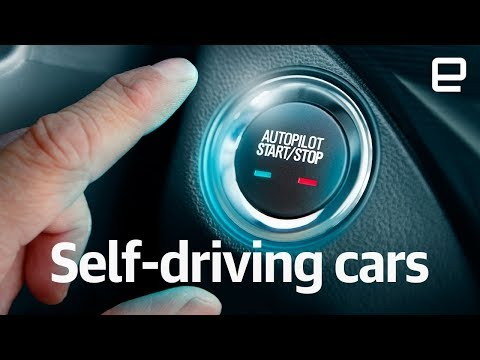 The future of self-driving cars | 2017 Year in Review