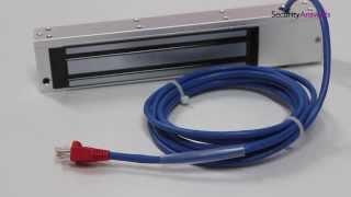 видео Электромагнитные замки