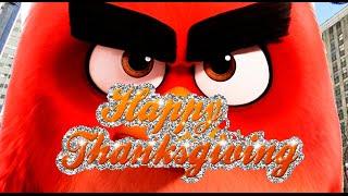 Angry Birds THANKSGIVING DAY by 3starsgoldenegg  Dia De Accion De Gracias