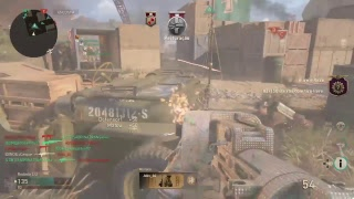 Jogando Call of Duty WWII / PS4