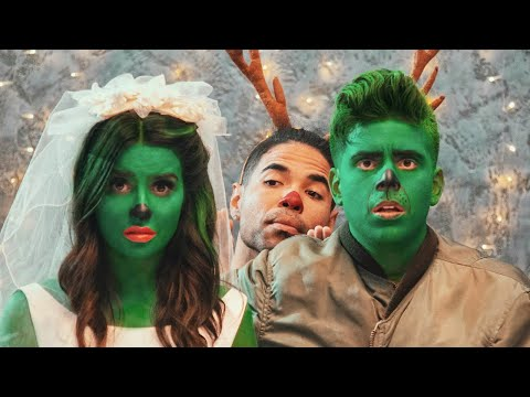 Seor Grinch's Wedding | Rudy Mancuso & King Bach