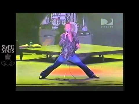 SIMPLE MINDS Love Song LIVE ARGENTINA 2005