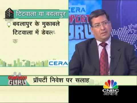 Property Guru CNBC - Properties in Pune & Mumbai, Paresh Karia - Director Easy2ownEsate