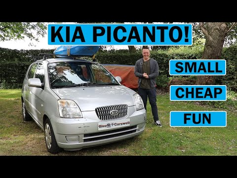 Small Cheap And Full Of Charm! - Kia Picanto Review!