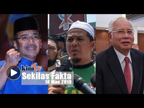 Hishammuddin terkilan, PAS ancam demo, Najib sindir isu telur