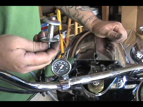 Replace Riser Bushings On Harley Roadking Youtube