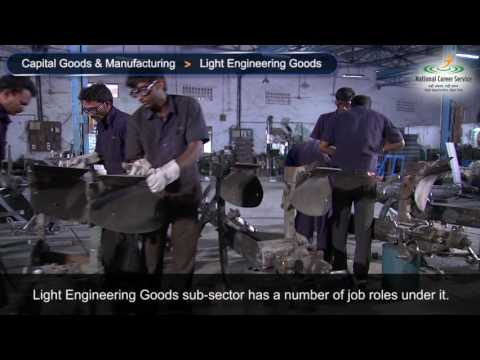 Capital Goods & Manufacturing - Light Engineering Goods
