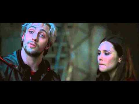 Ultron recruits Scarlet Witch and Quicksilver
