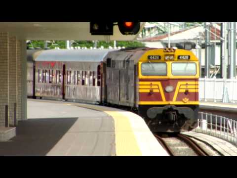 Bacardi Express 2010 kicks off in Brisbane!!
