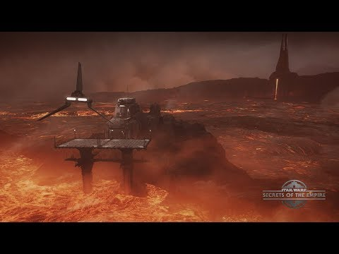 Star Wars: Secrets of the Empire – The VOID and ILMxLAB – Hyper-Reality Experience
