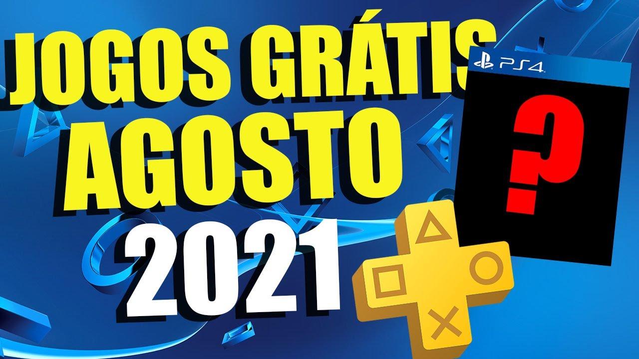 JOGOS GRÁTIS DA PLUS DE AGOSTO 2021 VAZADOS!? [MAIS NOTÍCIAS]
