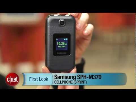 Samsung SPH-M370 Cell Phone