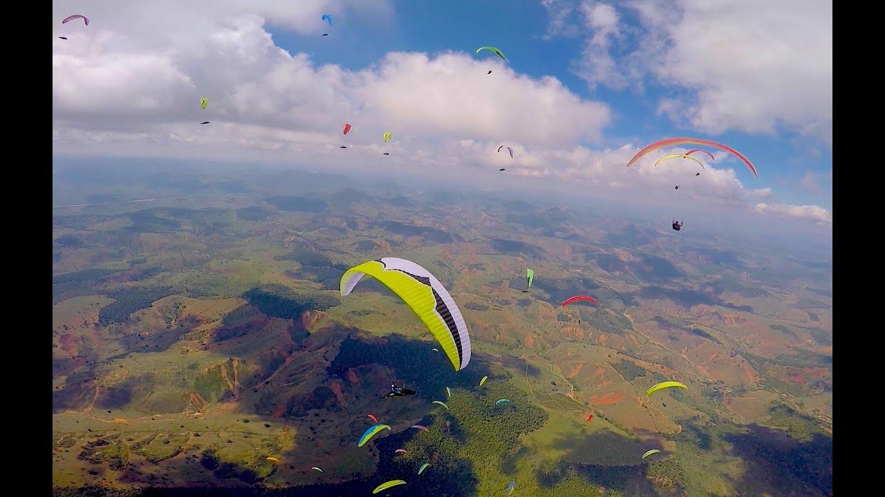 Paragliding World Cup 2015 - Baixo Guandu/ES - Episode 01