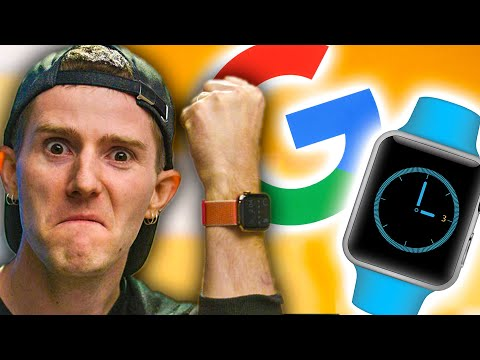 Google to Apple: WATCH OUT