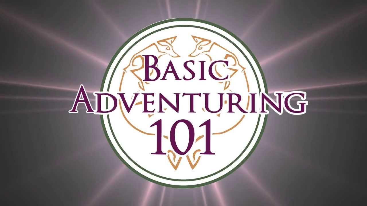 Download Basic Adventuring 101: For All Your Adventuring Needs!