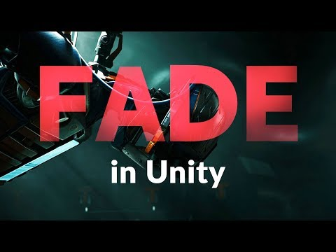 Unity Tutorial: How to Fade Between Scenes