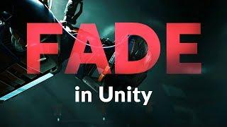 How To Fade Between Scenes In Unity
