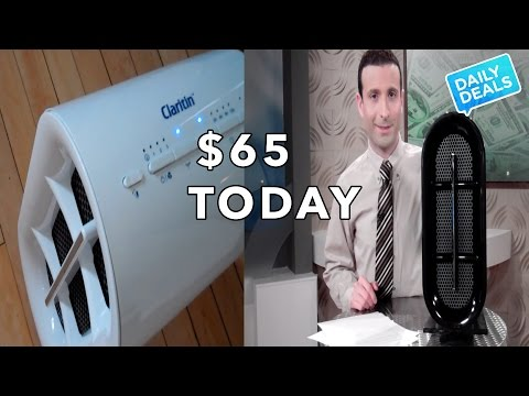 Best $65 Clean Air Purifier – The Deal Guy