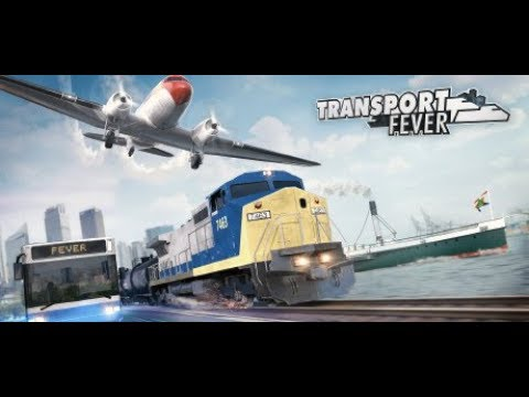 A relaxing transport fever game. |