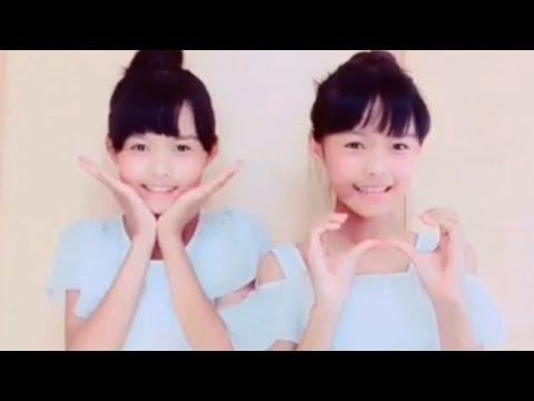 【とっても可愛い双子ダンス】 『日曜日の秘密』& 『可愛くなりたい』&『カヌレ』 ハニーワークス ☆まとめ☆