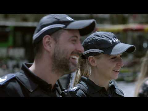 Police Luxembourg - Mediecampagne Fir De Rekrutement