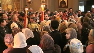 Mass in Orthodox Church, Parma, Italy