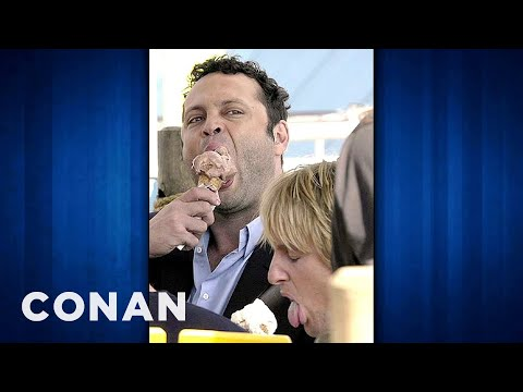Vince Vaughn and Owen Wilson Are On The Lion Diet - CONAN on TBS