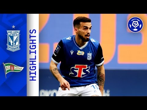 Lech Poznan Lechia Goals And Highlights