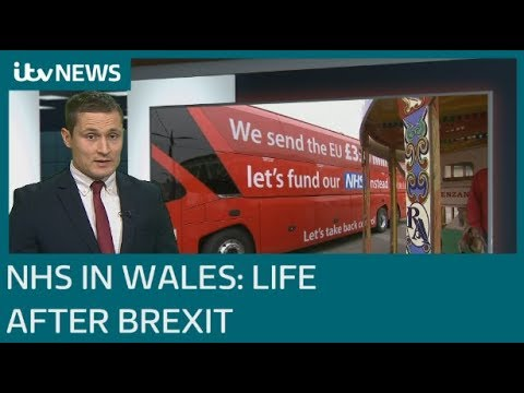 NHS Wales: what one sector's fate after Brexit might mean for whole country
