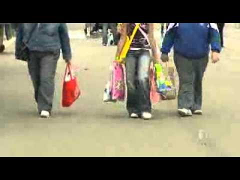 Report reveals worrying teen obesity trend
