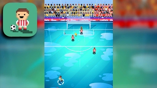 Tiny Striker - Gameplay Trailer (iOS Android)
