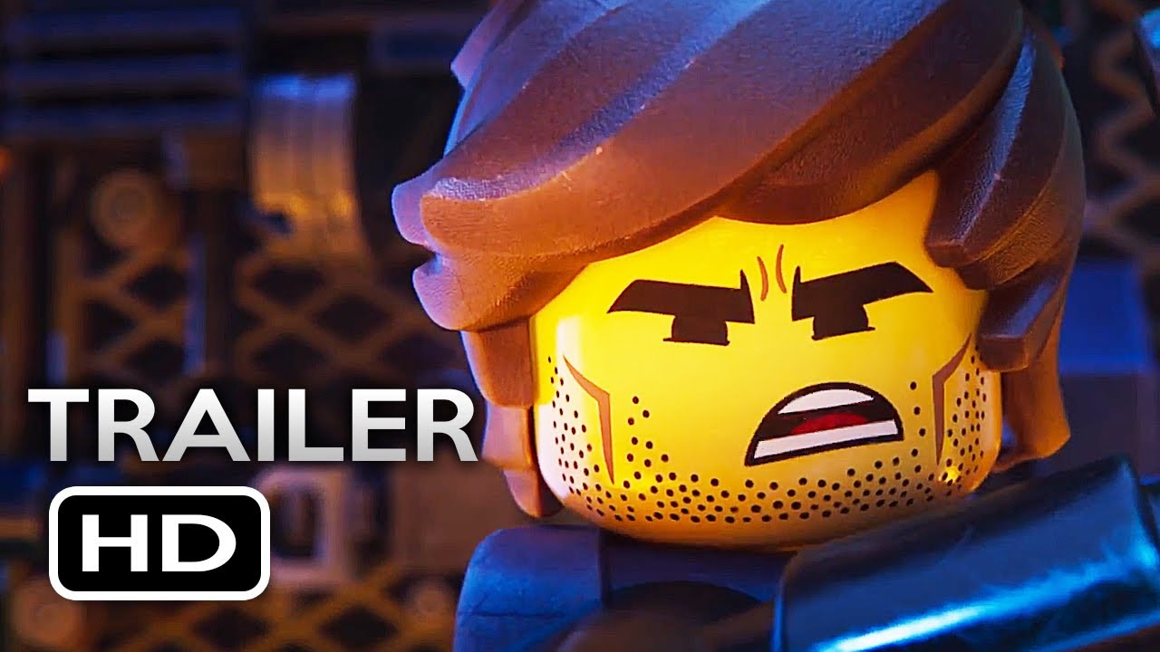 Download THE LEGO MOVIE 2 Official Trailer 2 (2019) Chris Pratt Animated Movie HD