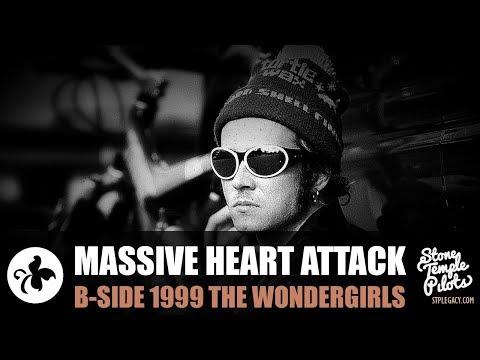 MASSIVE HEART ATTACK 1999 THE WONDERGIRLS BSIDE SCOTT WEILAND BEST HITS